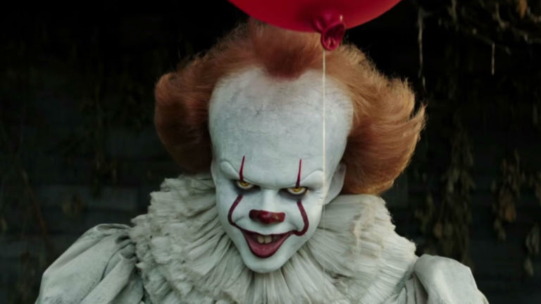 smiling pennywise