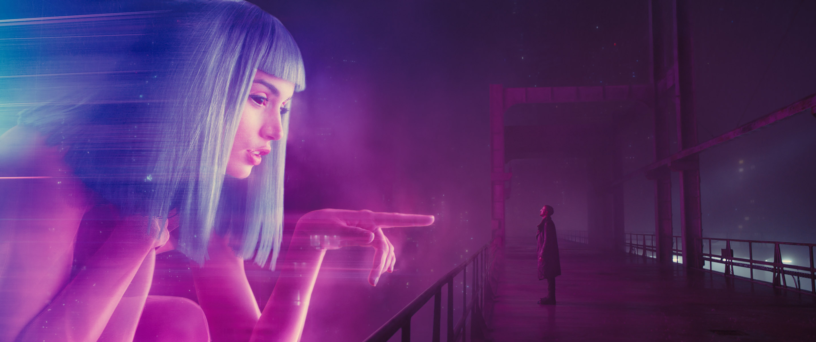 blade runner visuals