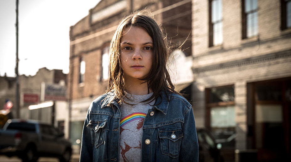 Logan (2017) Directed by James Mangold Shown: Dafne Keen