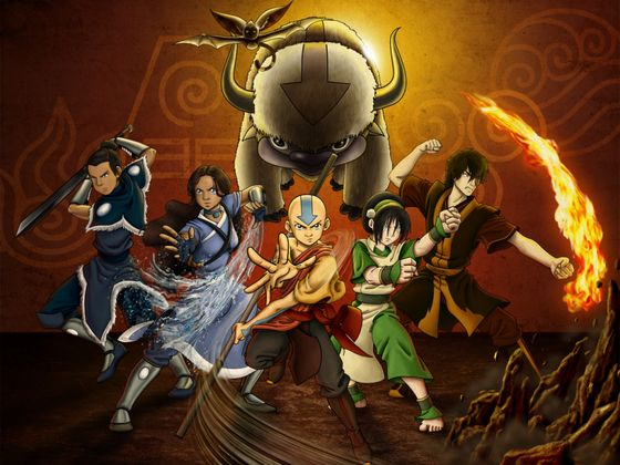 Avatar The Last Airbender Not Just A Kids Cartoon But Sprawling Epic THE REVIEW MONSTER