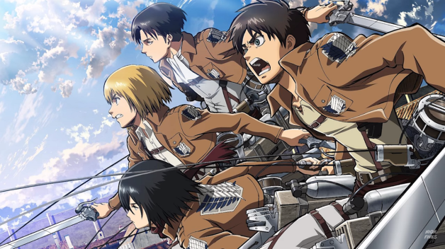 Attack on Titan attack