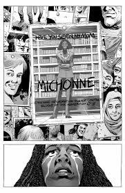 Michonne reveal