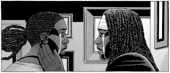 michonne and elodie