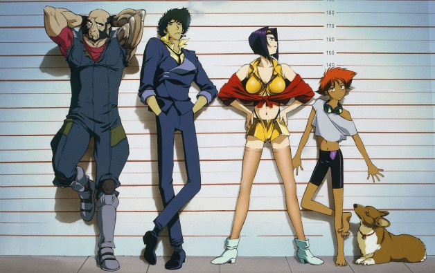 The bebop crew