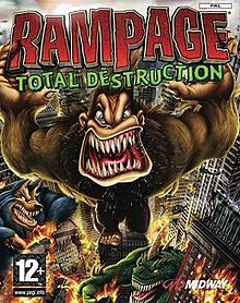 rampage total destruction