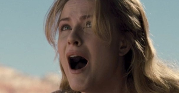 Dolores cries