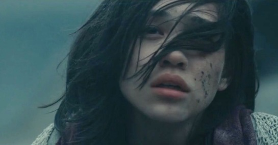 Mikasa scared