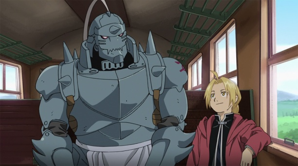 Edward and Alphonse