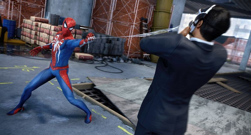 gameplay spiderman