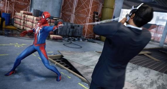 gameplay spiderman