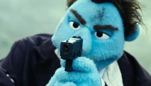 Phil puppet
