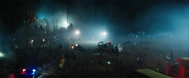 venom opening scene