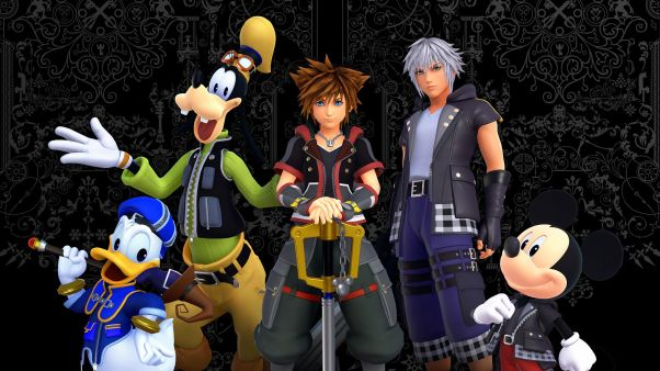 Sora and the gang