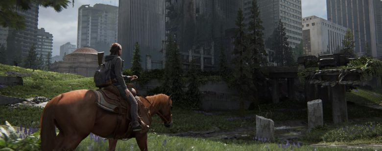 landscape the last of us